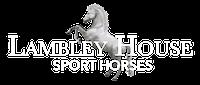 Lambley House Sport Horses Logo